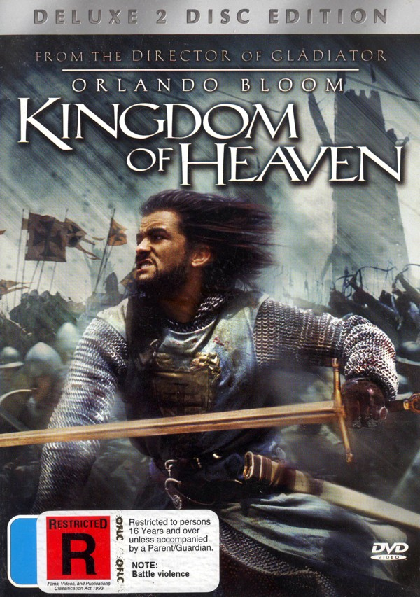 Kingdom Of Heaven (2 Disc) on DVD image