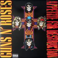 Appetite For Destruction (LP) by Guns N' Roses