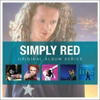 5 Albums in 1 - Original Album Series by Simply Red