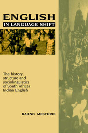 English in Language Shift by Rajend Mesthrie image