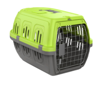 Pawise: Travel Kennel - Green/48x33x28 cm
