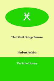 The Life of George Borrow by Herbert Jenkins image