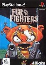 Fur Fighters for PS2