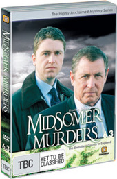 Midsomer Murders Season 6: 6.3 on DVD