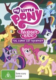 My Little Pony: Friendship is Magic (Volume 4) - Fun, Games & Friendship on DVD