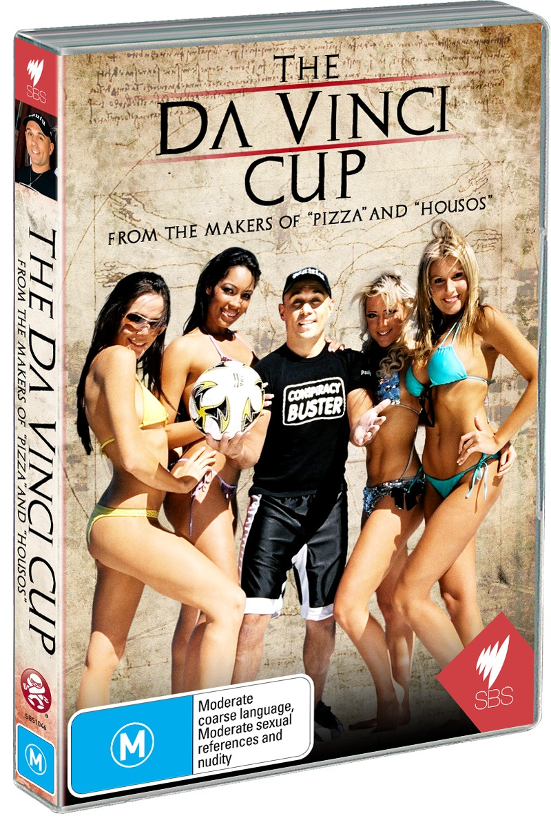 Housos Sex Scenes the da vinci cup - from the makers of housos and pizza