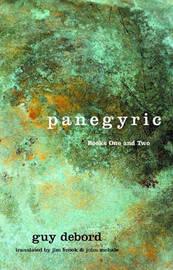 Panegyric: volumes 1 & 2 by Guy Debord image