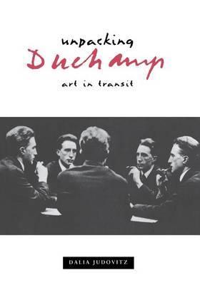 Unpacking Duchamp by Dalia Judovitz image