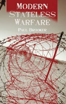 Modern Stateless Warfare by Paul Brooker image