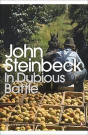 In Dubious Battle by John Steinbeck image