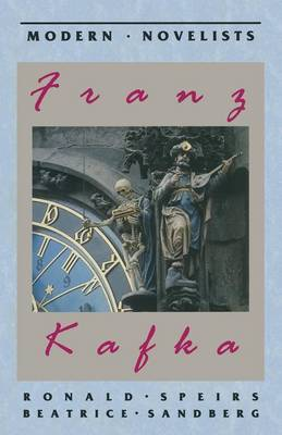Franz Kafka by Beatrice Sandberg
