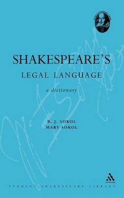 Shakespeare's Legal Language