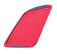 Silicone Baking Tray - Red (30.5cm)