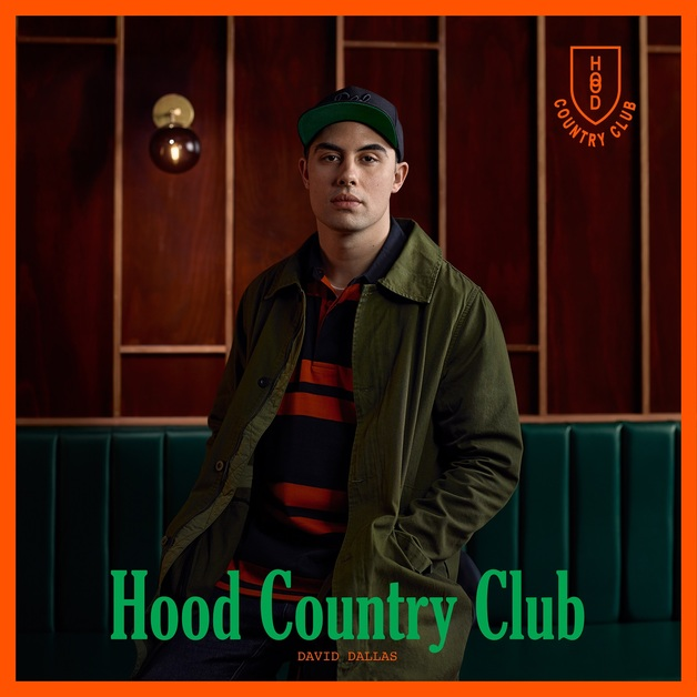 Hood Country Club by David Dallas