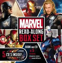 Marvel: Read-along Box Set image