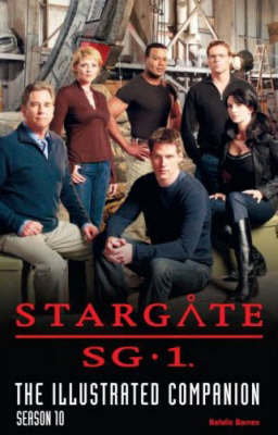 """Stargate SG-1"" by Natalie Barnes"