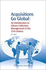Acquisitions Go Global by Jim Agee image