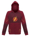 DC Comics: The Flash - Printed Cosplay Hoodie (Medium)