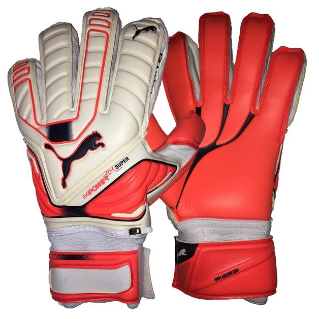 Puma Evo Power Finger Save Goalie Gloves