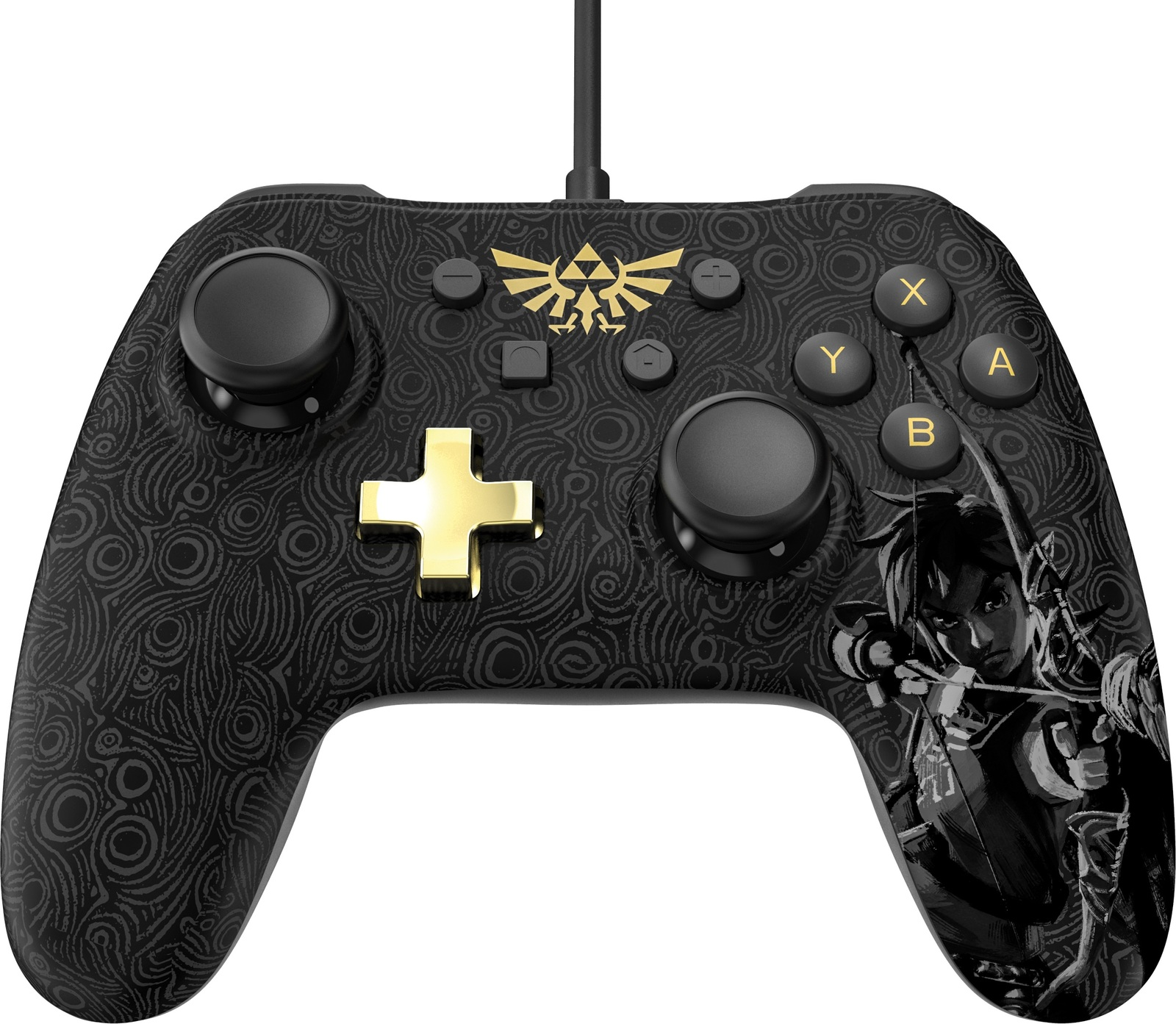 Nintendo Switch Core Wired Controller - Zelda for Nintendo Switch image