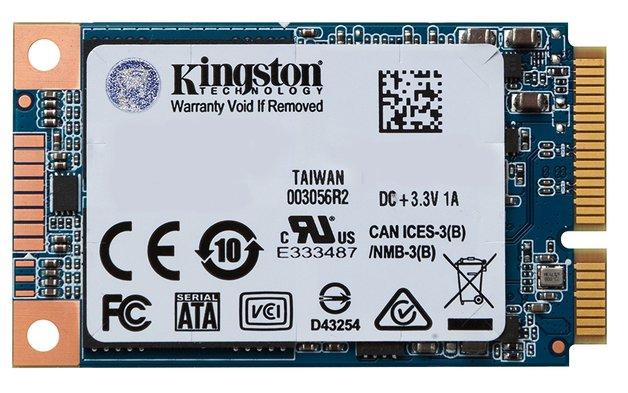 Kingston 120GB SSDNow UV500 mSATA SSD