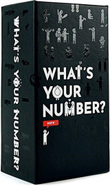 Whats Your Number: NSFW Edition - Card Game