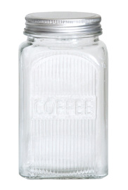 Classic Glass Canister - Coffee (1.2 L)