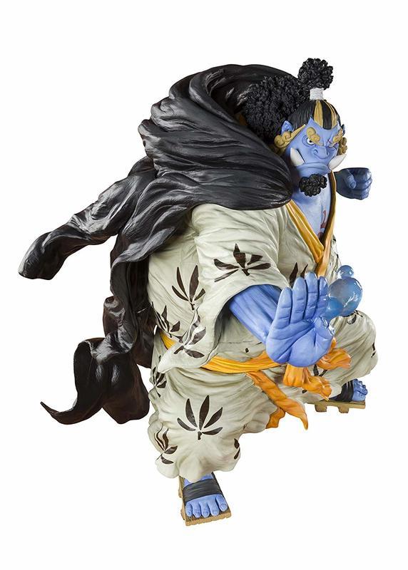 One Piece: Knight of the Sea Jinbei - PVC Figure