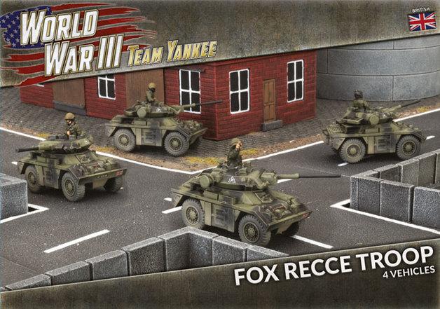 Team Yankee: Fox Recce Troop