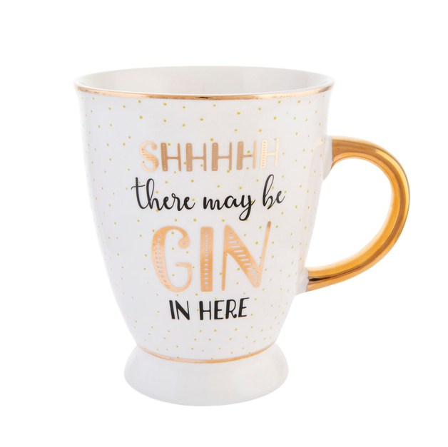 Sass & Belle: Secret Gin Time Mug