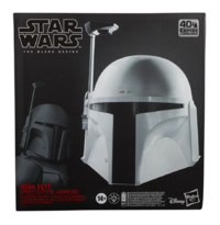 Star Wars: Black Series Helmet - Boba Fett (Prototype Armor)