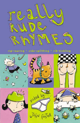 Really Rude Rhymes by John Foster image