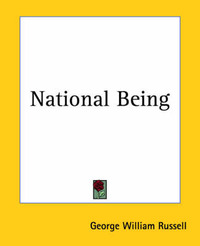 National Being by George William Russell