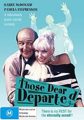 Those Dear Departed on DVD