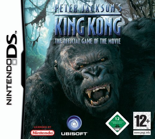 Peter Jackson's King Kong for DS