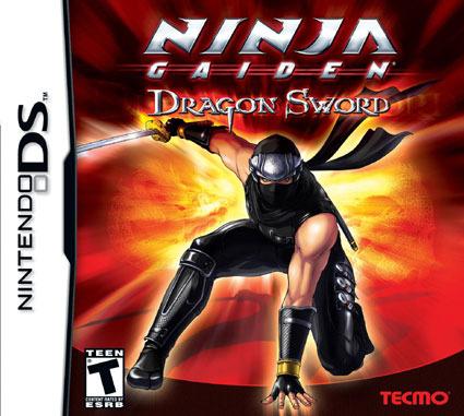 Ninja Gaiden: Dragon Sword for DS