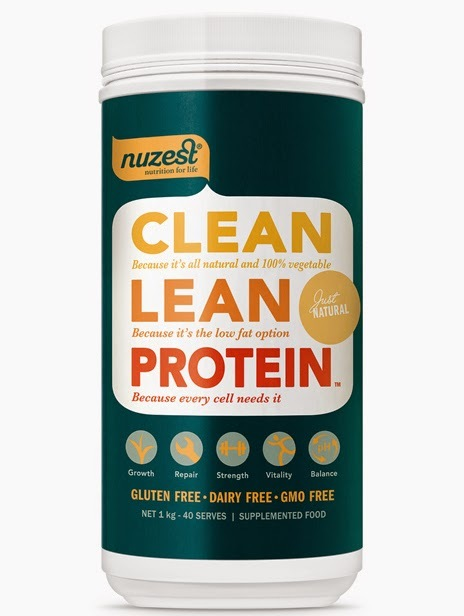 Nuzest Clean Lean Protein - Just Natural (1kg)