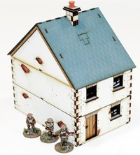 WWII: Detached House 1