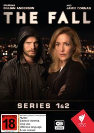 The Fall - Series One & Two Box Set on DVD