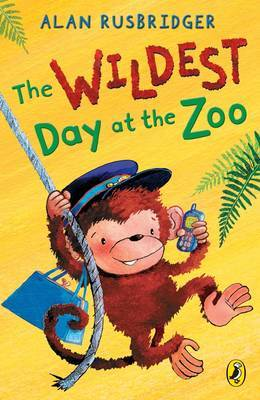 The Wildest Day at the Zoo by Alan Rusbridger image