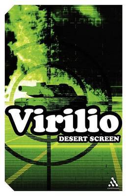 Desert Screen by Paul Virilio image