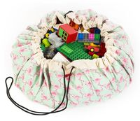Play & Go Storage Bag (Flamingo)