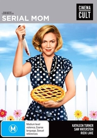 Serial Mom on DVD