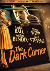The Dark Corner on DVD