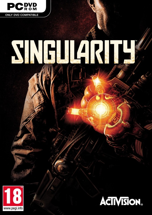 Singularity screenshot