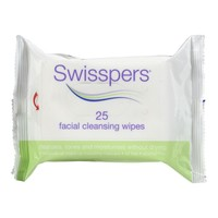 Swisspers Facial Wipes - Scented (25s)