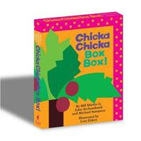 Chicka Chicka Box Box! by Bill Martin