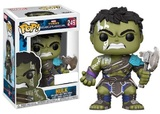 Thor: Ragnarok - Hulk (Axe Ver.) Pop! Vinyl Figure