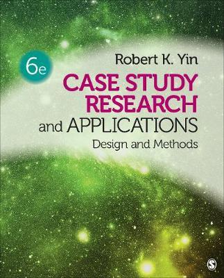 Case Study Research and Applications by Robert K. Yin image