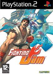 Capcom Fighting Jam for PlayStation 2